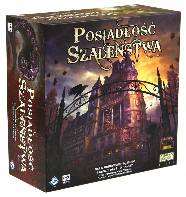 GALAKTA Estate of Madness 2. vydanie