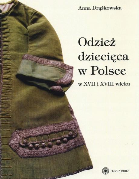 Odzież dziecięca w Polsce w XVII i XVIII wieku
