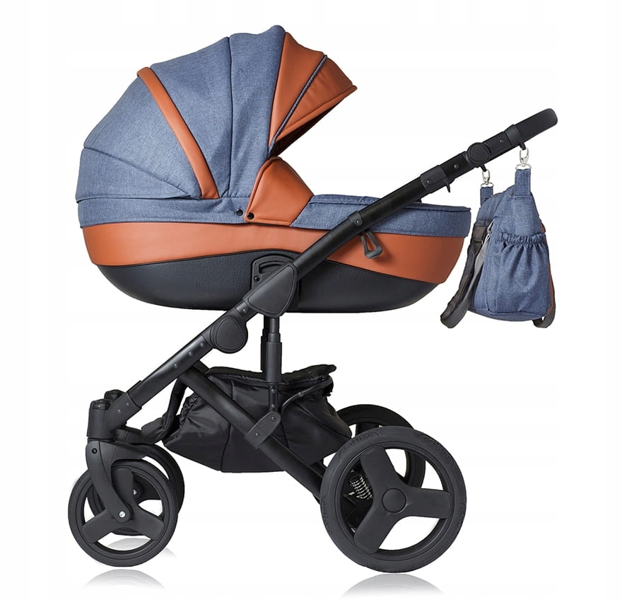 Купить Dokka D deep stroller + прогулочная коляска + автокресло (3в1) на Otpravka - цены и фото - доставка из Польши и стран Европы в Украину.