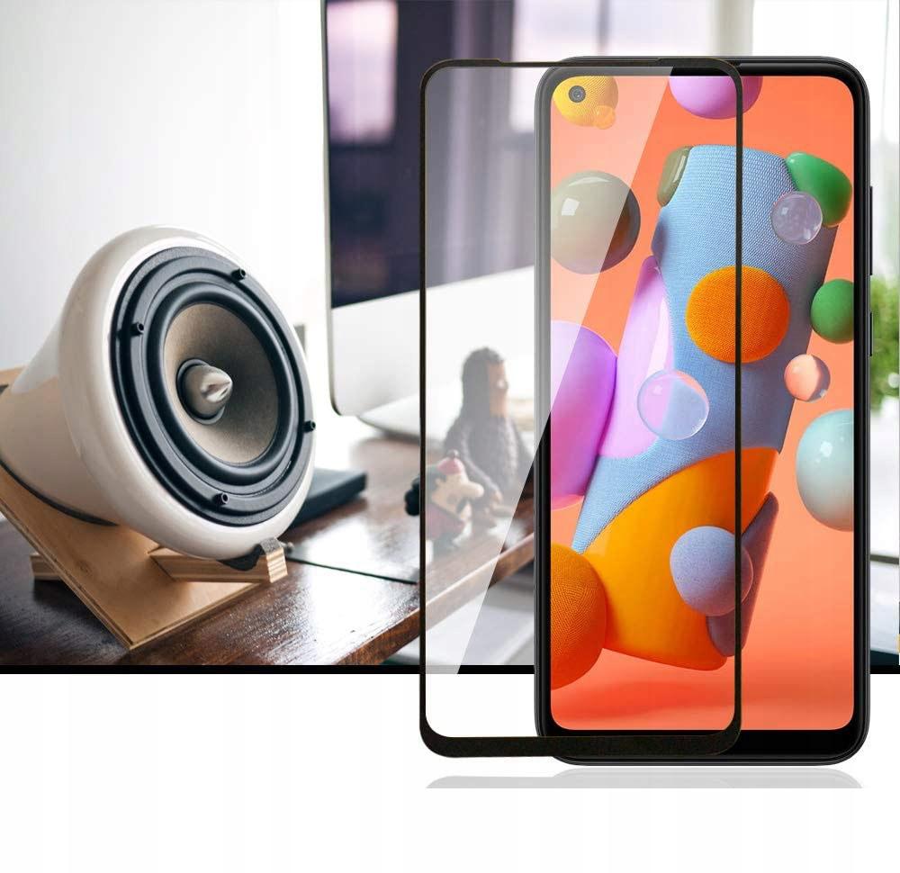 Szkło Hartowane Pełne do Samsung Galaxy A11 / M11 Kod producenta Samsung Galaxy A11 / M11