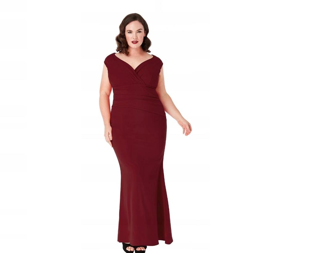 Branding výstupné šaty elegantné plus veľkoobchod