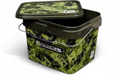 Wiadro Radical Camou Bucket 10 L