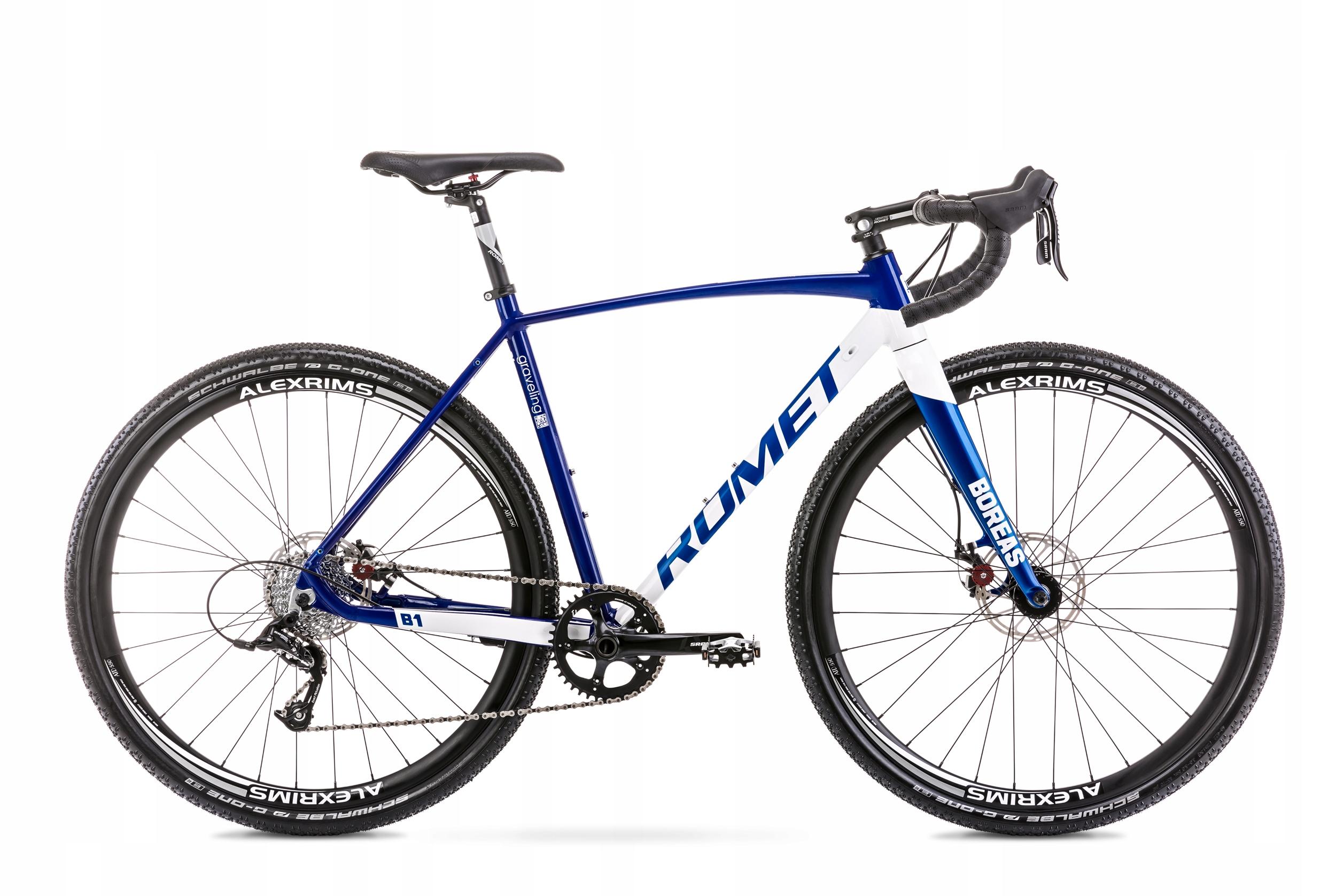 Romet 1 Boreas PIESKU S-52 kolesá 28 2020