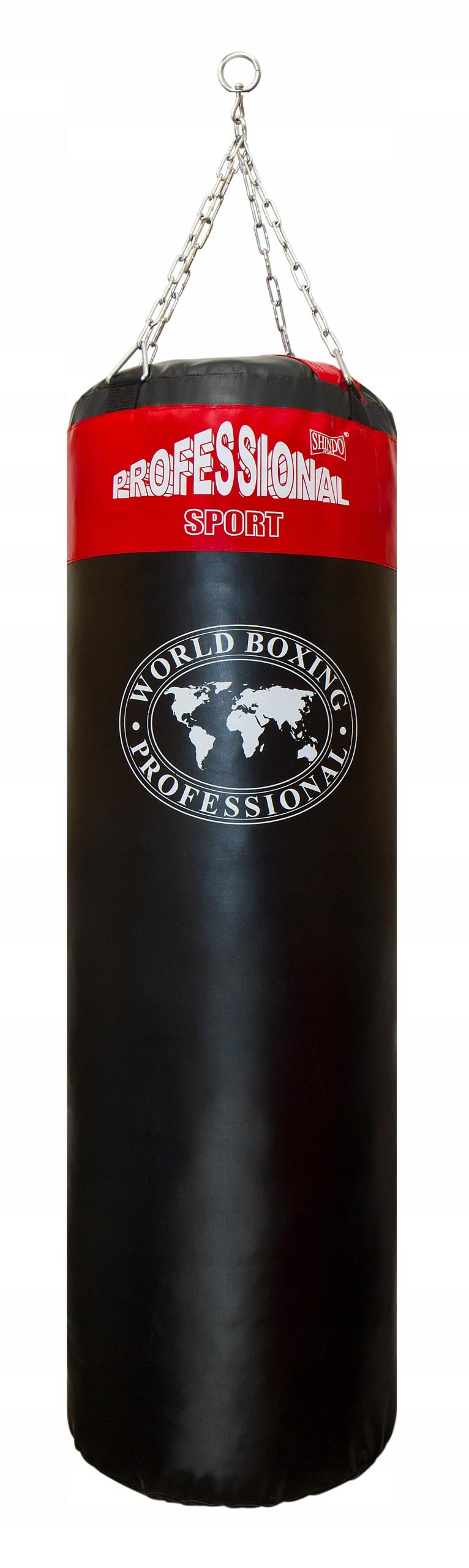 Сумка боксерская тренировочная 120x35 пустая