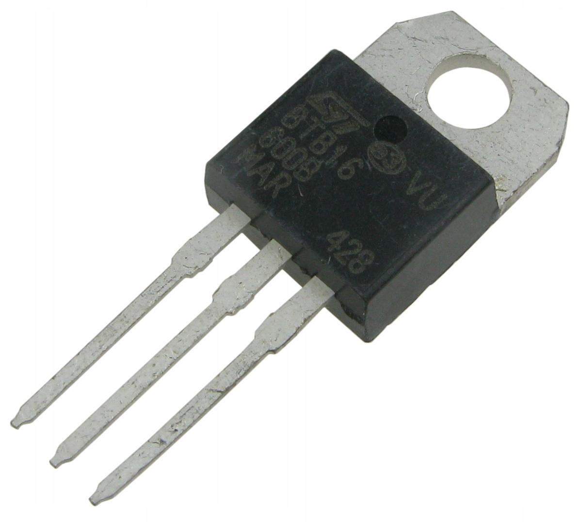 Симистор BTB16 600B 16A 600V 2991