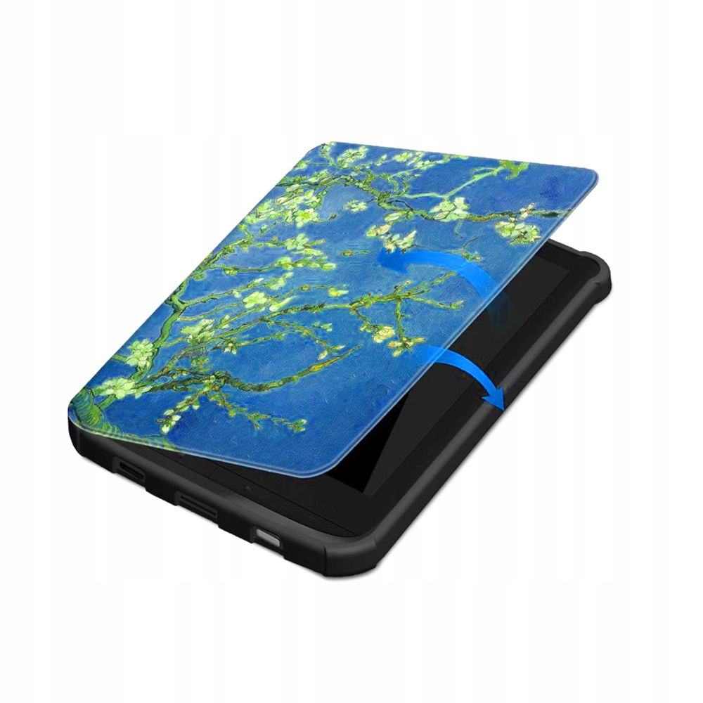 Etui do PocketBook Color / Touch Lux 4 / 5 / HD 3 Rodzaj etui