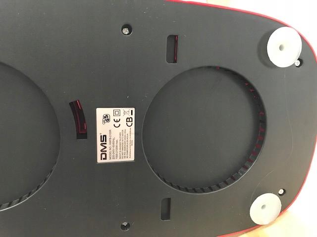 Планетарний робот XL DMS KMFB-2200B 8,5 л дробарка Потужність 2200 Вт