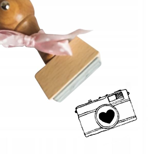 Stempel stempelek APARACIK fotograficzny pieczątka