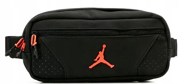 NIKE AIR JORDAN BUMPER CLUTCH BAG NEON BAG