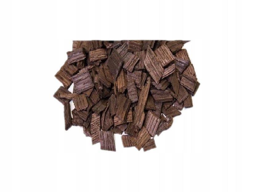 Chipsy Płatki dębowe USA mocno opiekane 250g