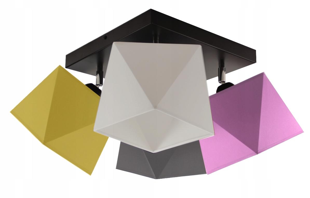 LAMPA SUFITOWA ŻYRANDOL PLAFON dla dzieci LED