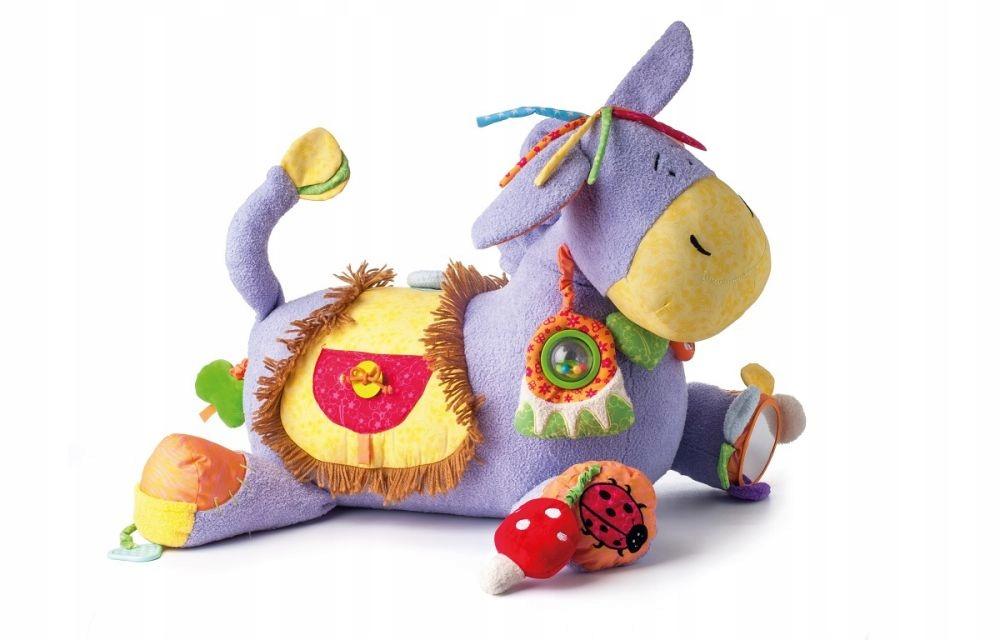 Multifunkčná hračka pre dieťa Laki Niny Donkey