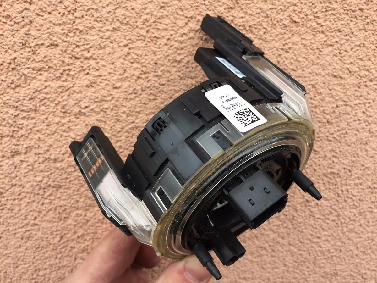 audi a4 a6 лента air-bag датчик поворота 4e0953541b