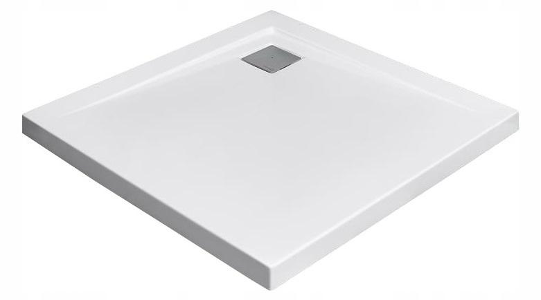 RADAWAY Argos C hranatá sprchová vanička 100x100