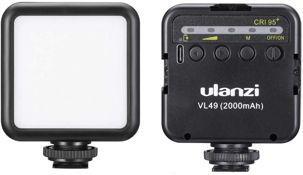 Lampa oświetleniowa VL49 Led do smartfona telefonu