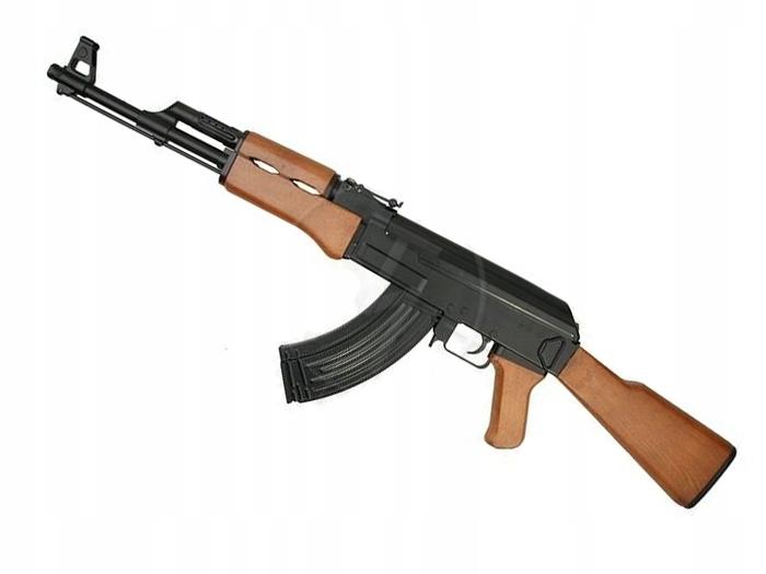 ЭЛЕКТРИЧЕСКАЯ ВИНТОВКА CYMA AK-47 (CM.022) HI-CAP