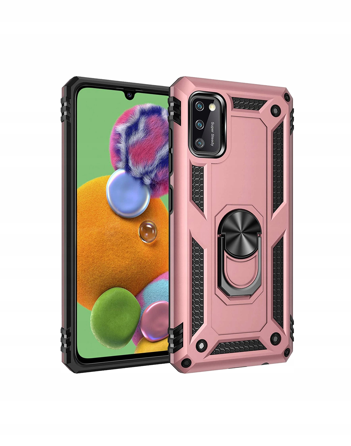 Ringarmor Etui Case Obudowa Do Galaxy A41