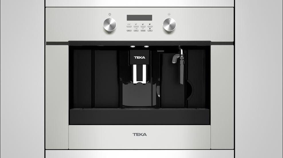 Кофеварка TEKA CLC 855 GM серый