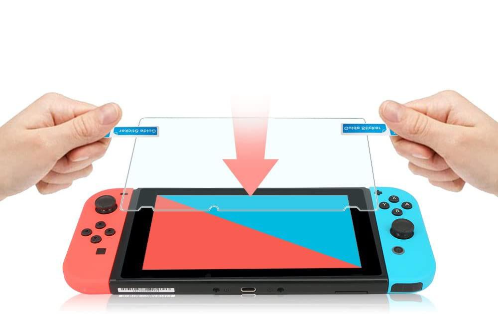 Szkło Hartowane Hofi Glass Pro+ do Nintendo Switch Kod producenta Nintendo Switch