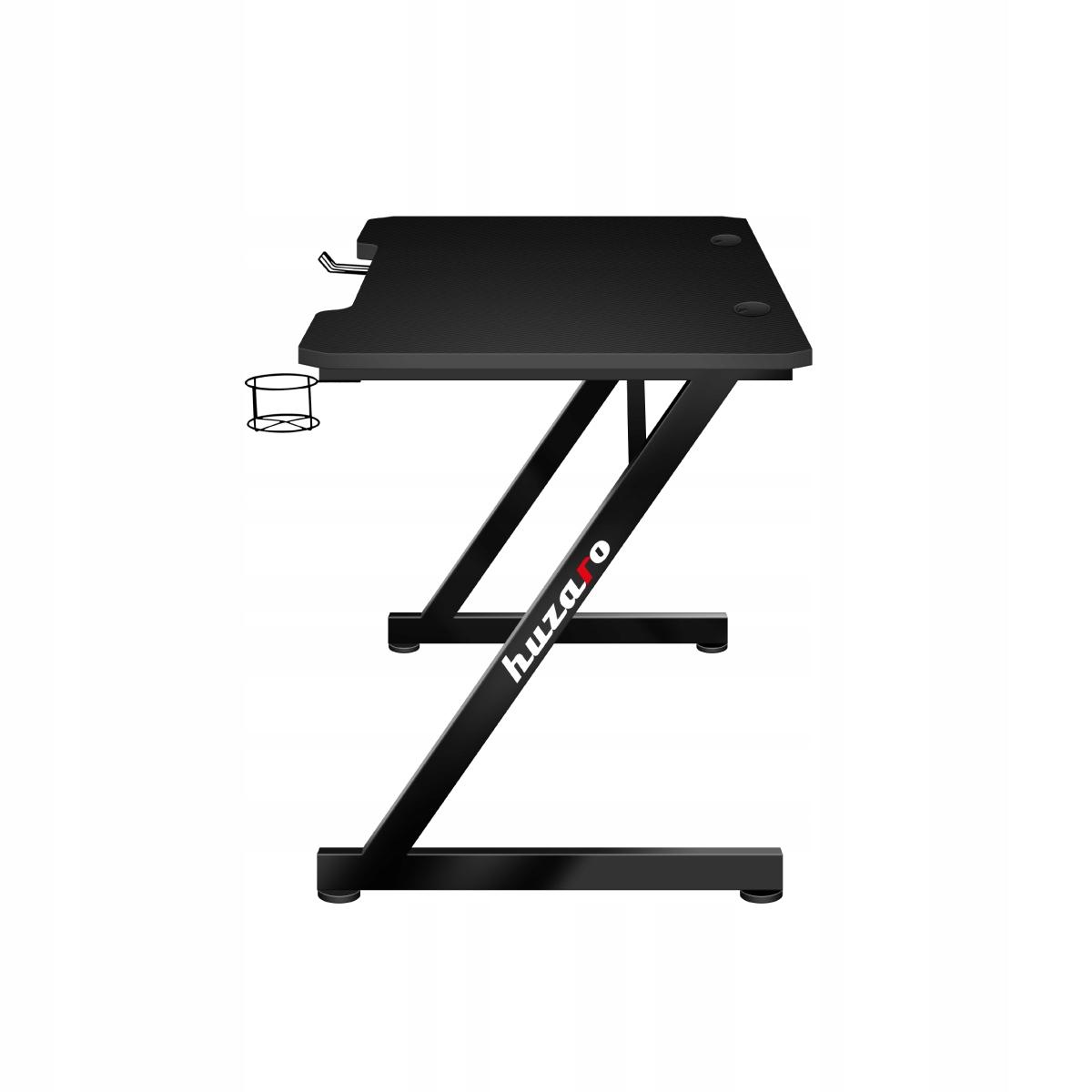 Igraći stol za igrač Huzaro Hero Large XXL Širina namještaja je 140 cm