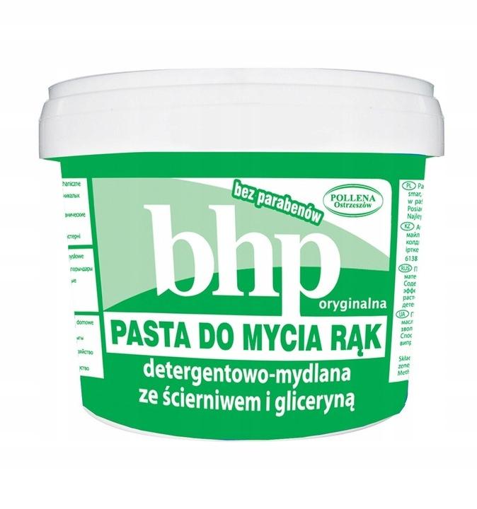 Паста, средство для мытья рук, Vauber Pro BHP 500 мл
