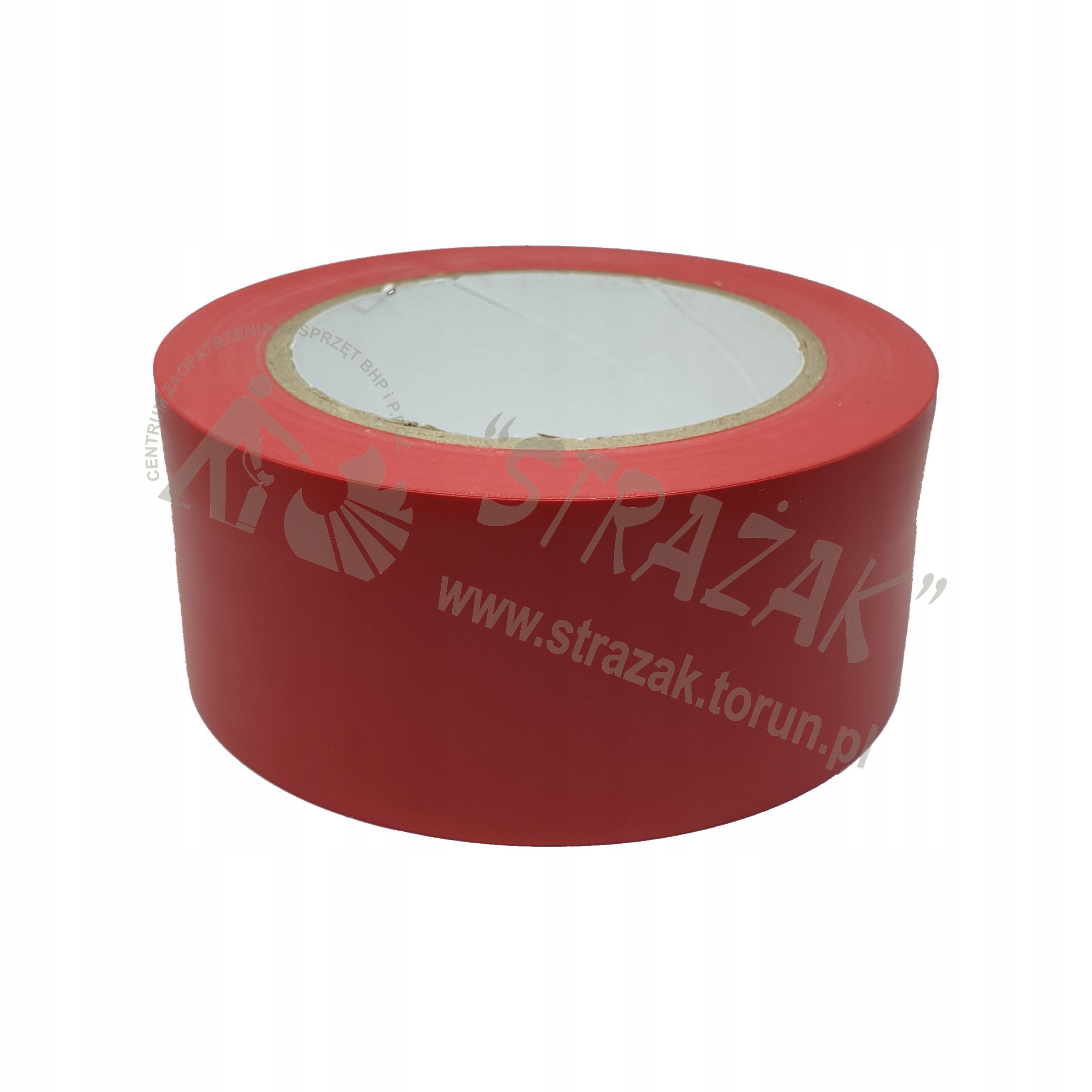 Клейкая лента 5cmx33m красная