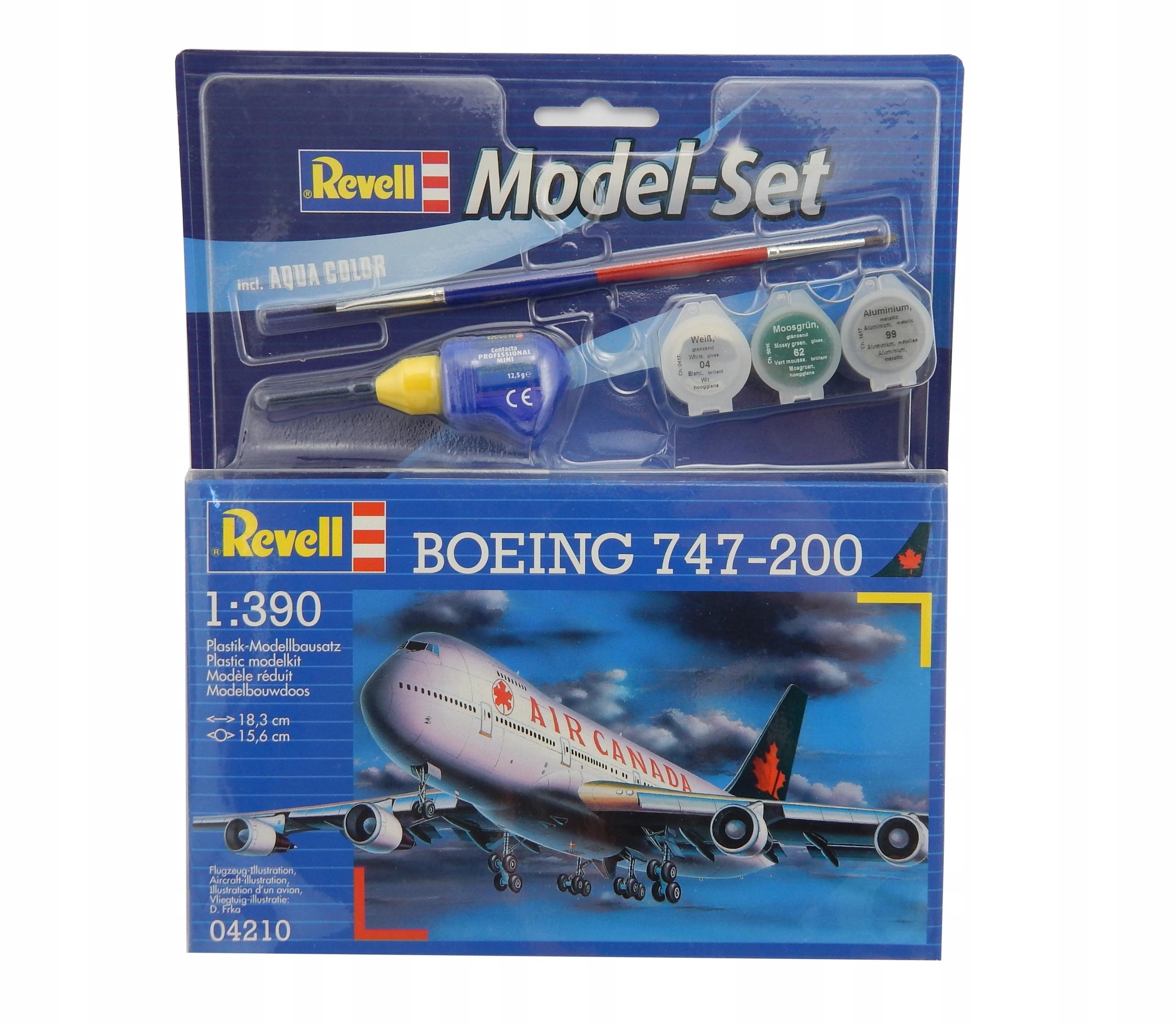 Купить Комплект модели самолета A7287 для сборки Boeing на Otpravka - цены и фото - доставка из Польши и стран Европы в Украину.