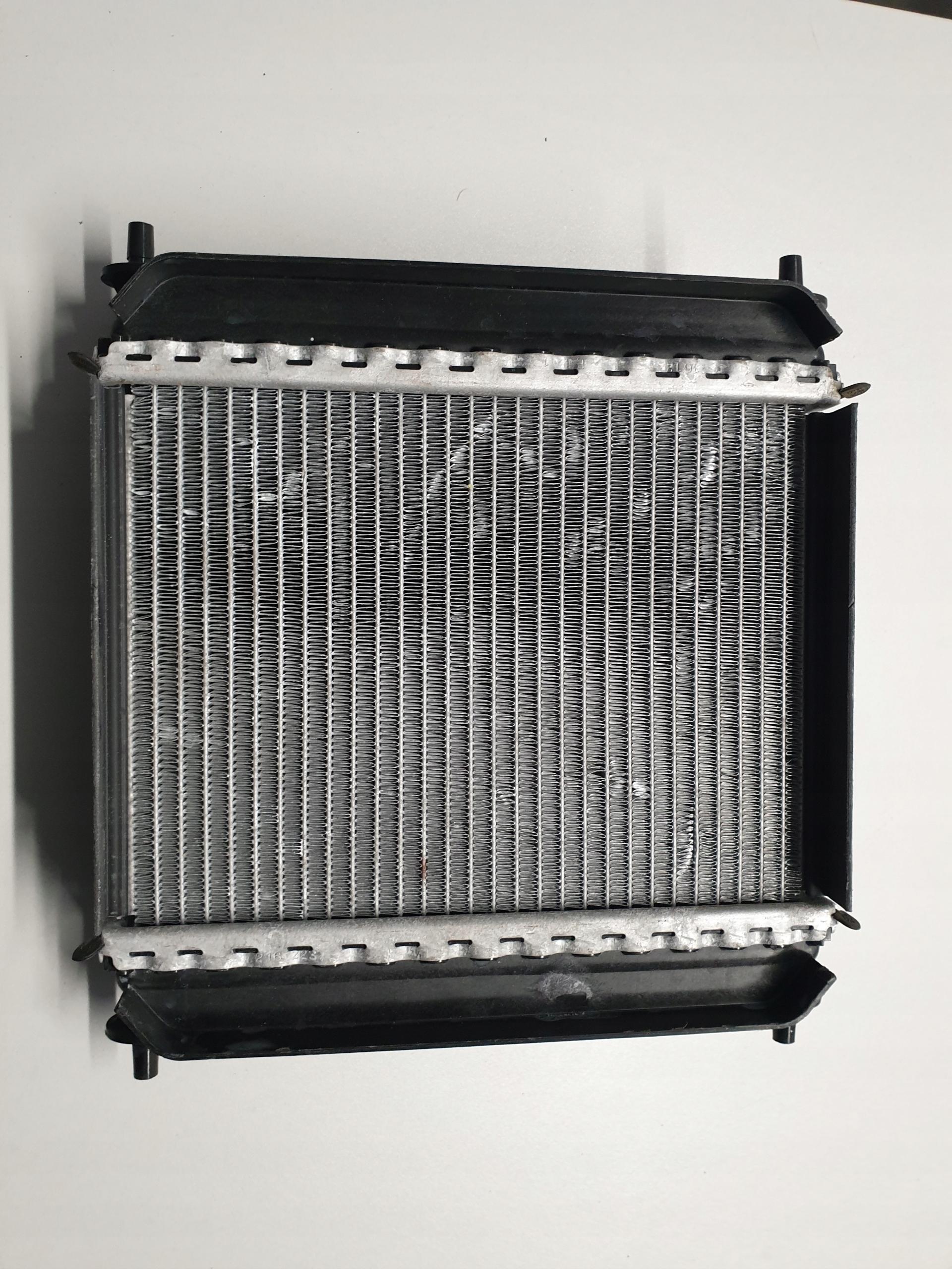 дополнительная радиатор воды bmw g01 g02 30dx m40 20ix