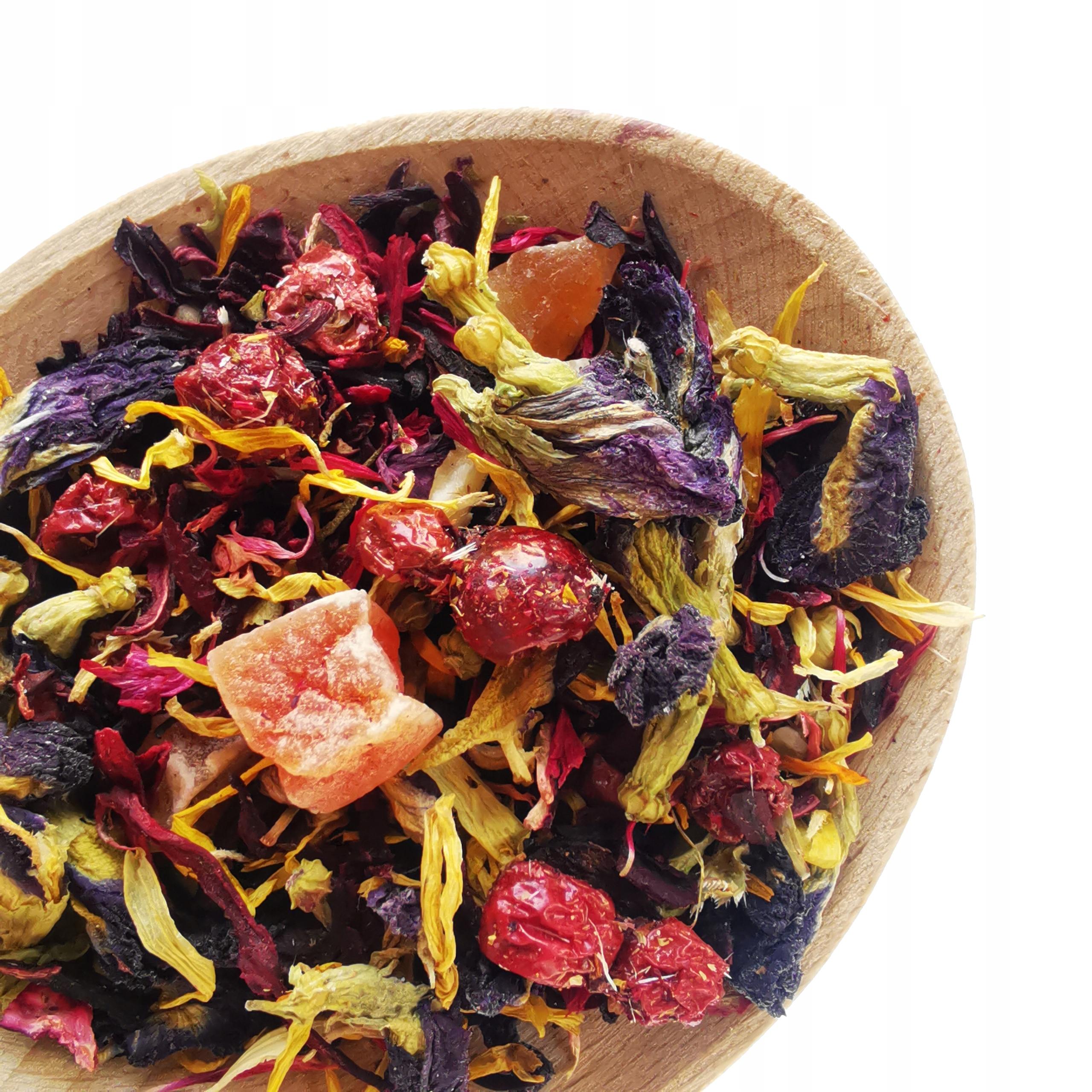 Чай фруктовый PURPLE ISLANDS clitoria 50г
