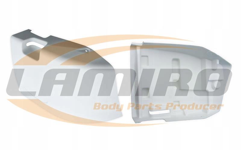 carrier supra 950 05r- крышка корпус права