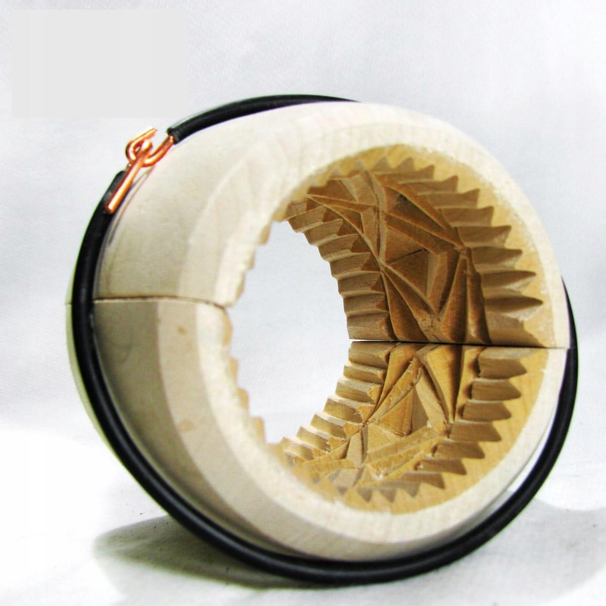 Деревянная форма для осцыпека - средняя