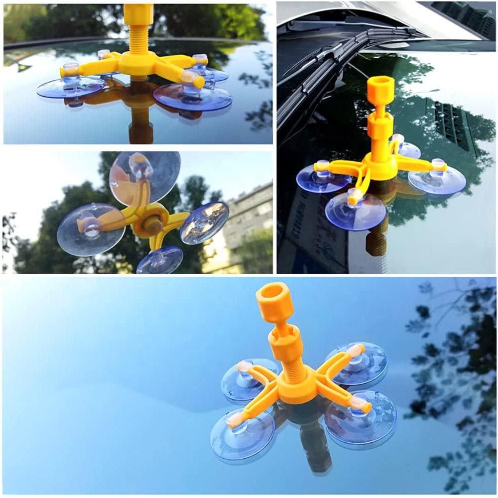 Комплект для ремонта лобового стекла автомобиля