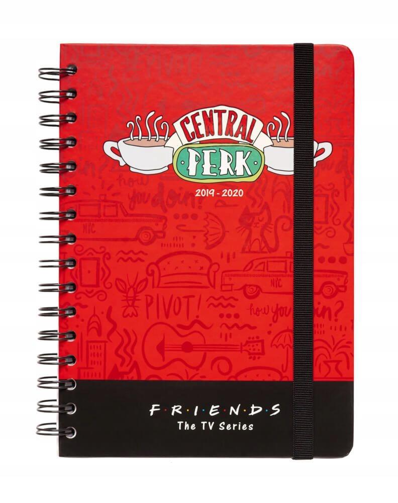 Item Friends Friends Journal A5 Calendar 2020