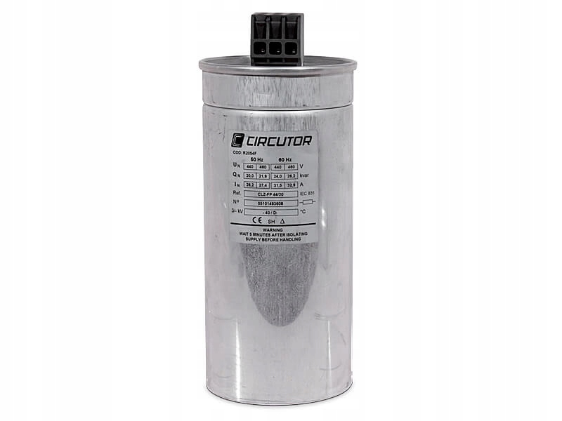 Kondenzátor Power Power CLZ-FP-44 / 18,2-HD18.2Kvar