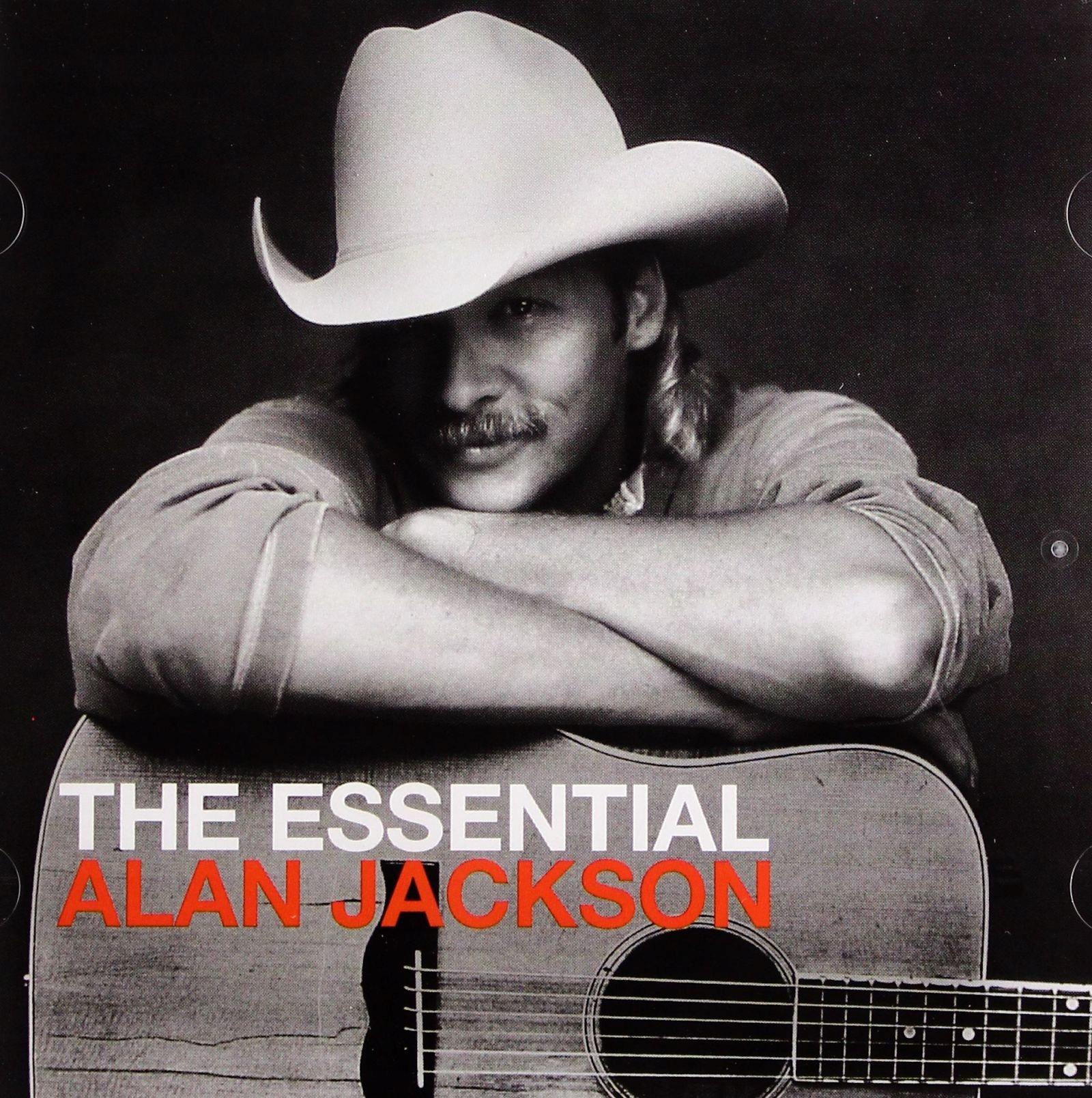 Alan Jackson: Essential Alan Jackson (2cd)