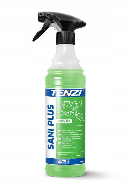 TENZI Sani Plus GT зеленый чай 0,6 л Refresher