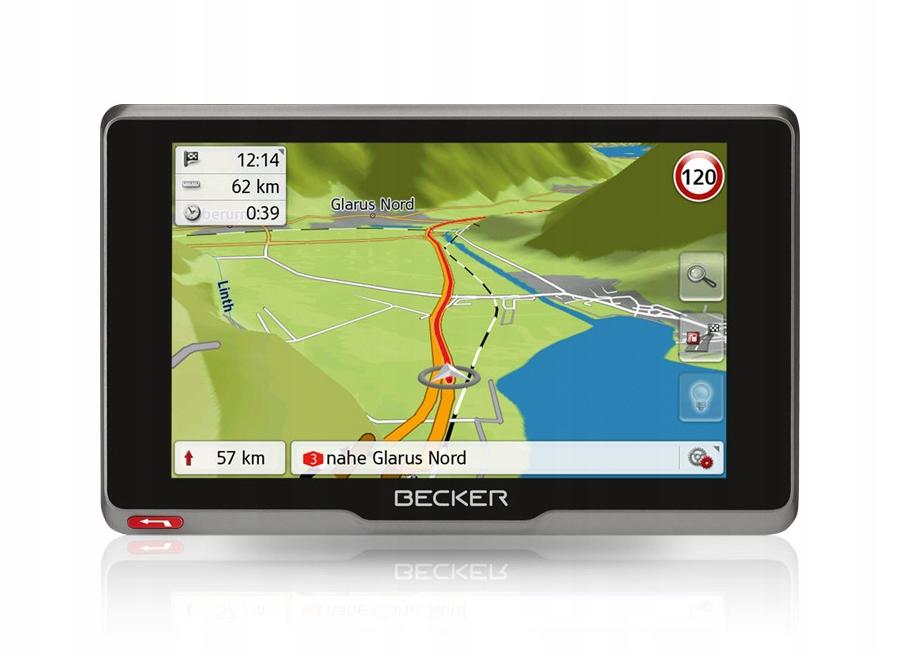 Автомобильная навигация BECKER Active.7SL 46EU / WiFi