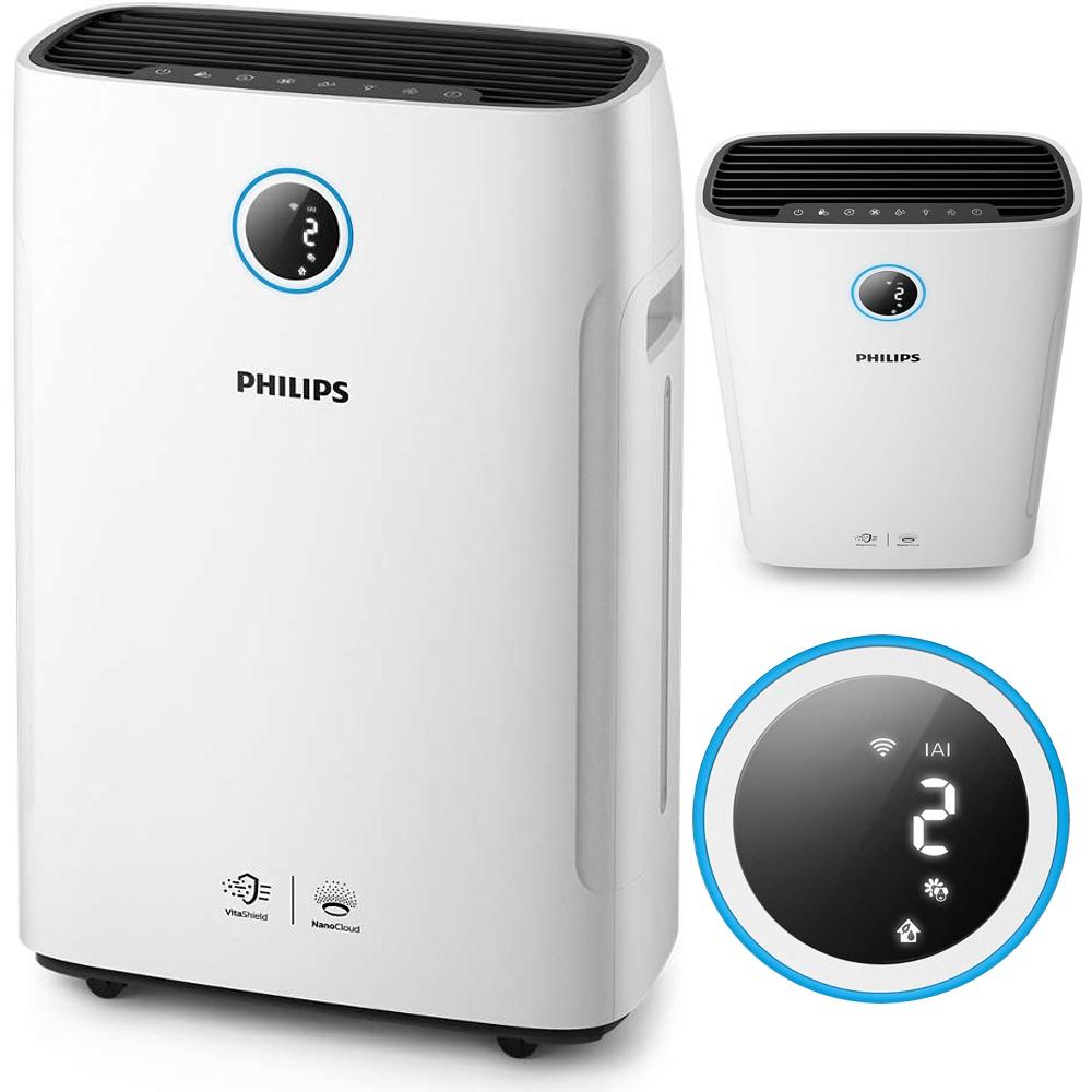 Очиститель-увлажнитель воздуха PHILIPS 2в1 AC2729