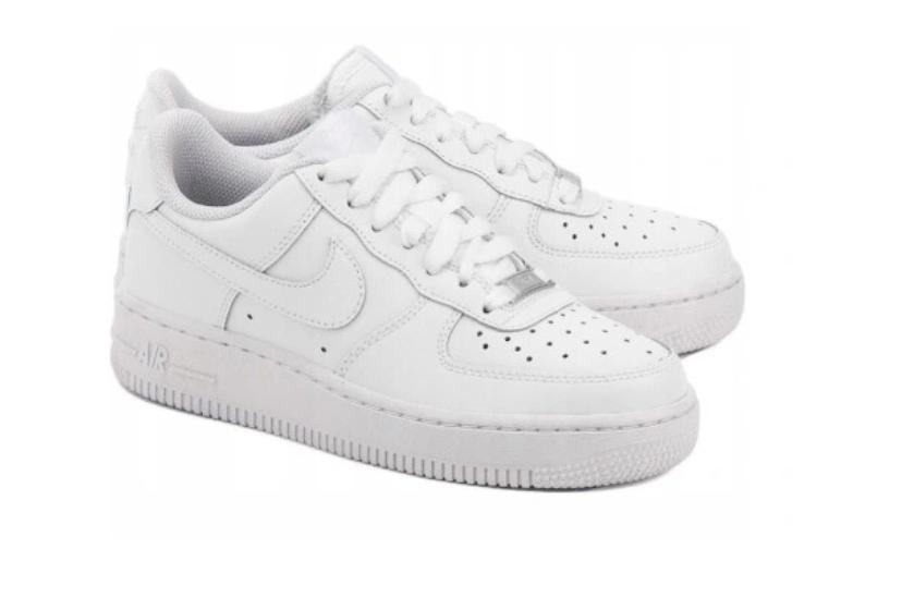 Buty damskie Nike Air Force 1 07 Low Białe r.38 9370559497
