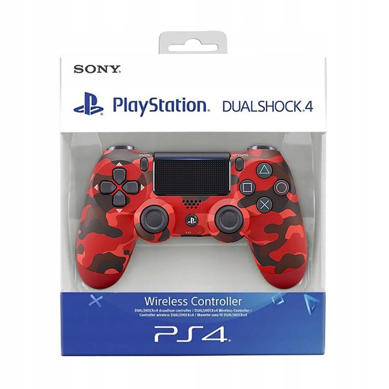 PS4 Sony PlayStation Camouflage беспроводной коврик
