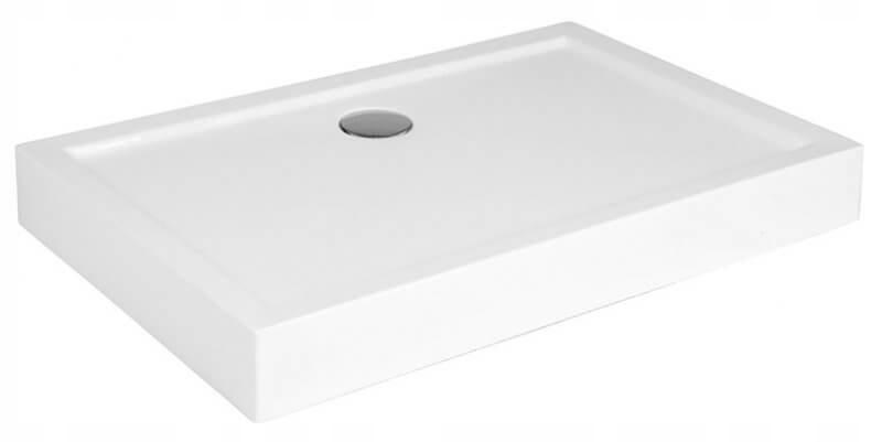 Goliath 90x80x3x14 obdĺžniková sprchová vanička kompaktná