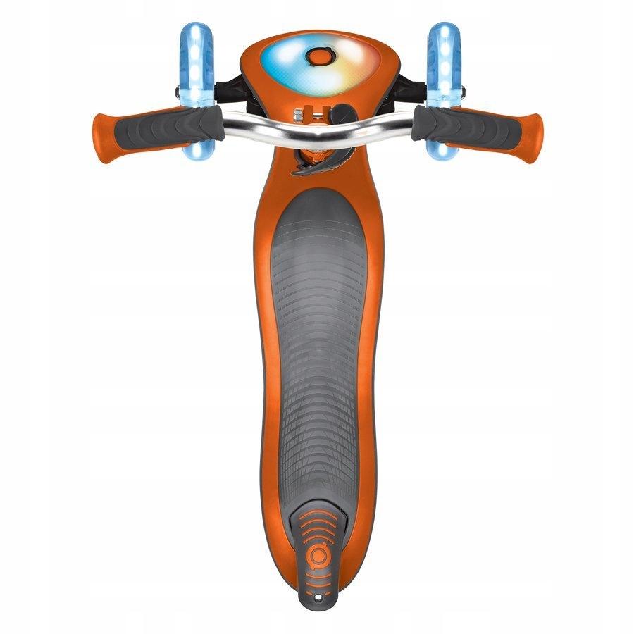 Hulajnoga 3-kołowa Globber Elite Prime Pomarańcz Wiek dziecka 3 lata +
