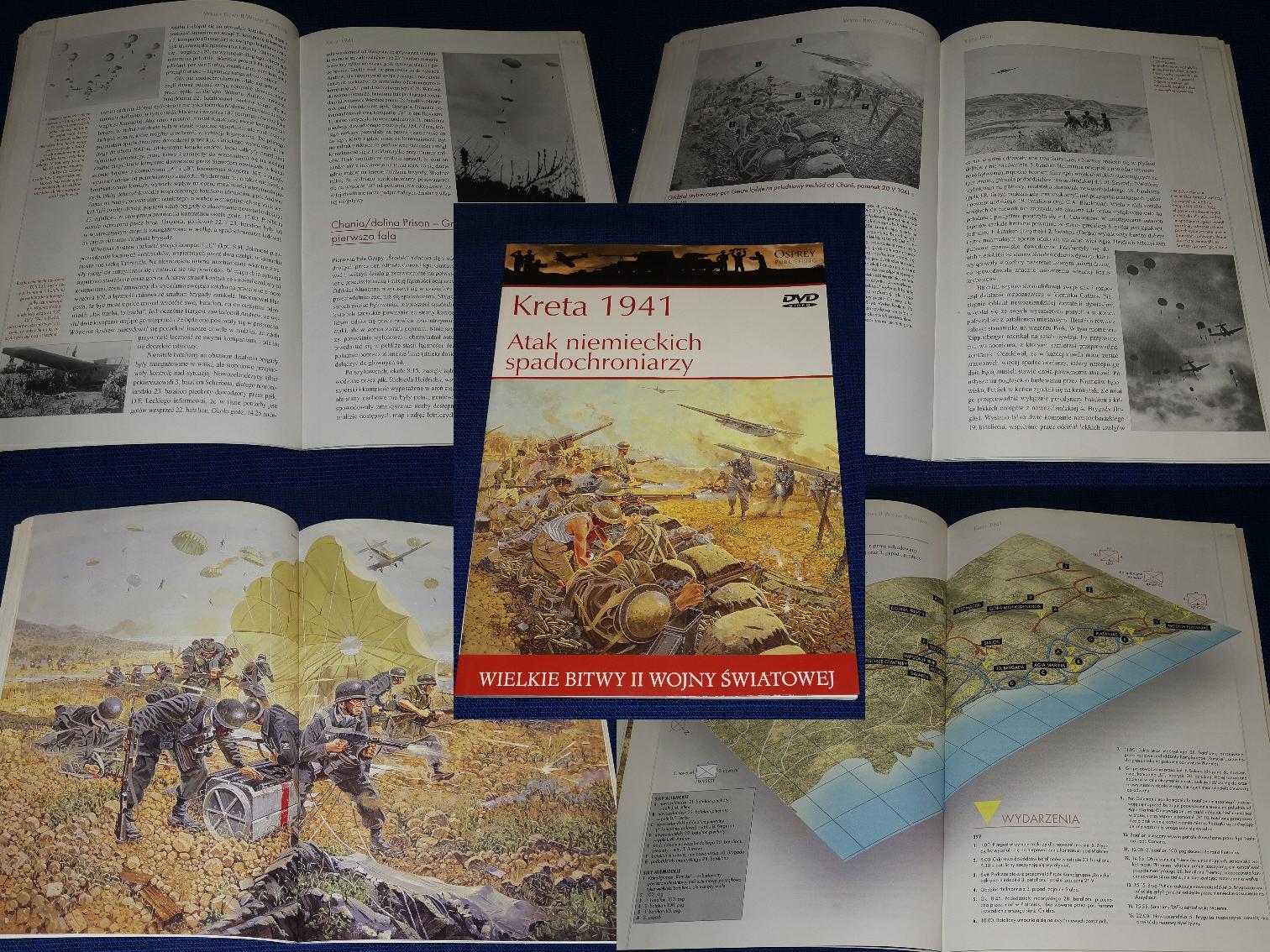 'Крит 1941 г. Атака немецких десантников'