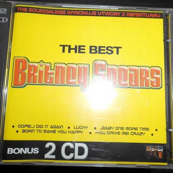 Najlepšie - 2cd - Britney Spears