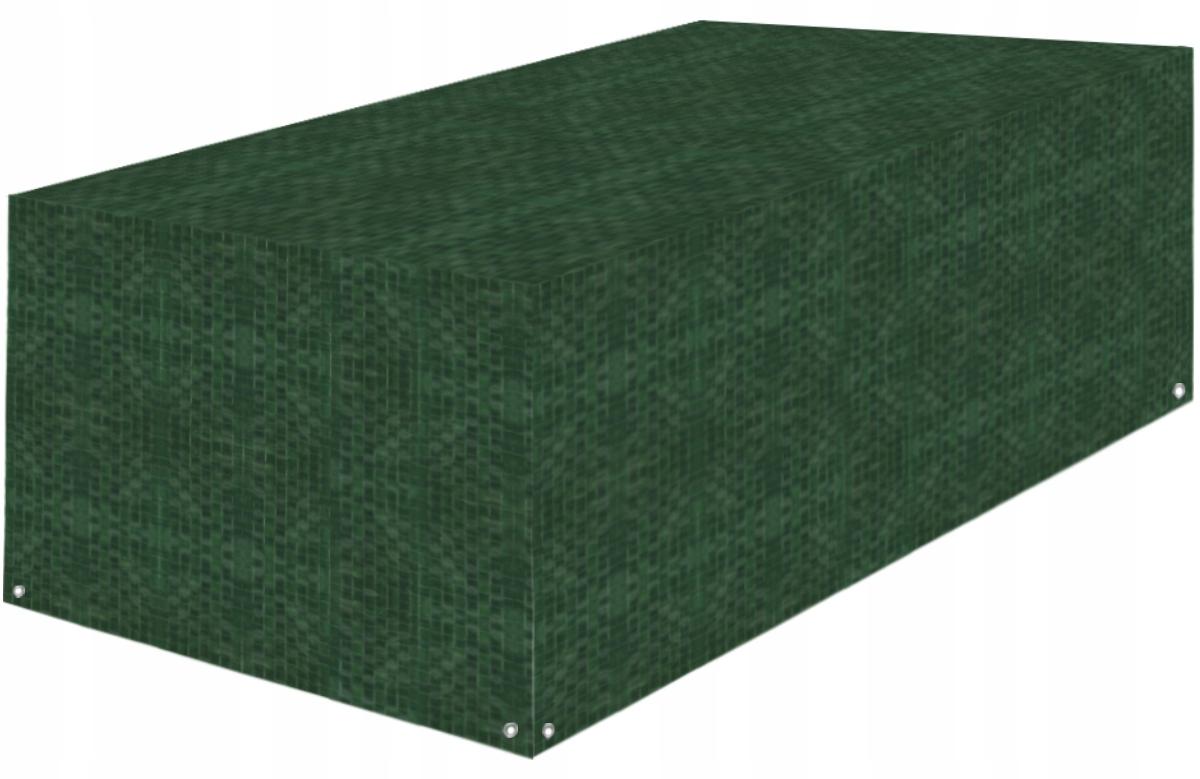 Pokrowiec Plandeka na Meble Ogrodowe 180x240x100 Waga produktu z opakowaniem jednostkowym 1.35 kg