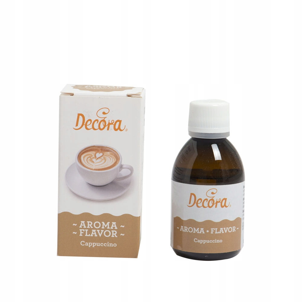 Aromat w płynie Cappuccino 50g