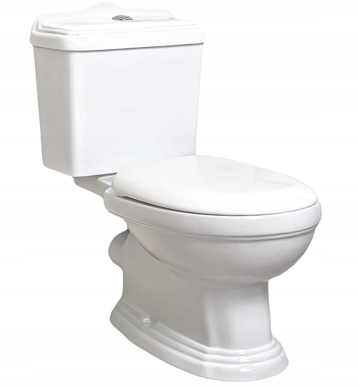 Kompaktné WC so sedadlom Retro / KR 13