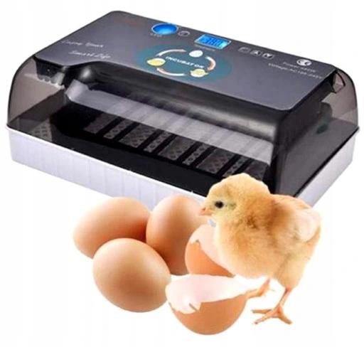 Инкубатор для яиц АВТОМАТИЧЕСКОЕ ВРАЩЕНИЕ ВЫНОСКА
