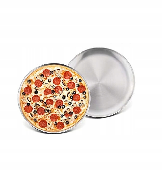 FORMA DO PIECZENIA PIZZY BLACHA TACA 33cm PIZZA