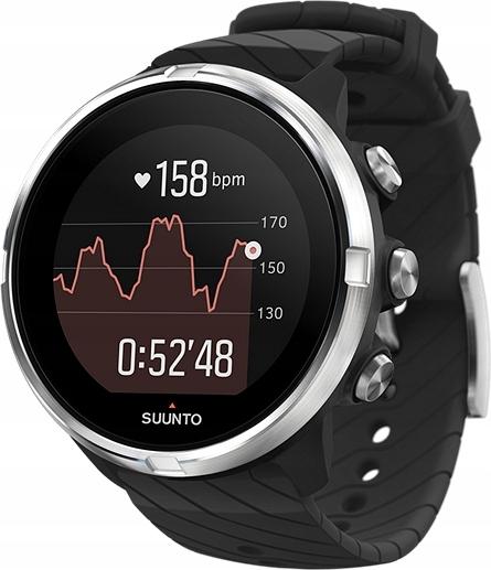 Умные часы Suunto 9 Black SS050142000